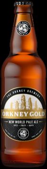 Orkney 500ml Gold Black BG Render