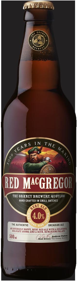 Red MacGregor